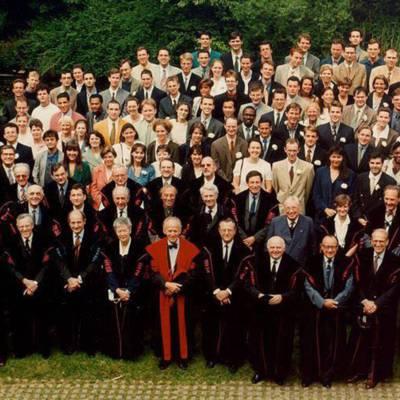 Promotion de Médecine en 1994-1995