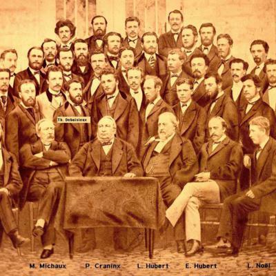Promotion de Médecine en 1871-1872