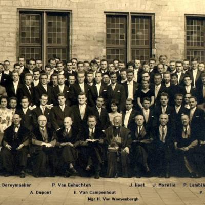 Promotion de Médecine en 1960-1961