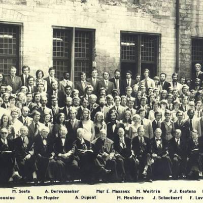 Promotion de Médecine en 1975-1976