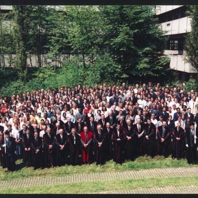 Promotion de Médecine en 1998-1999