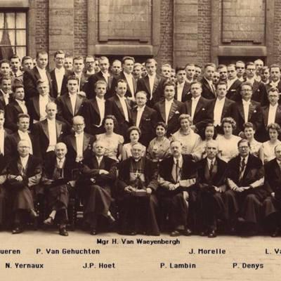 Promotion de Médecine en 1955-1956
