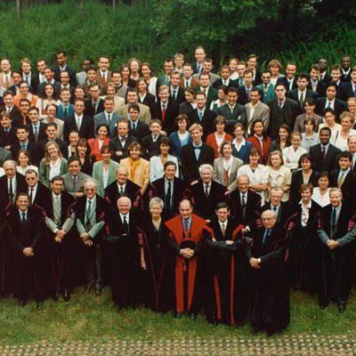 Promotion de Médecine en 1995-1996