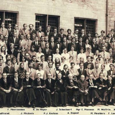 Promotion de Médecine en 1973-1974
