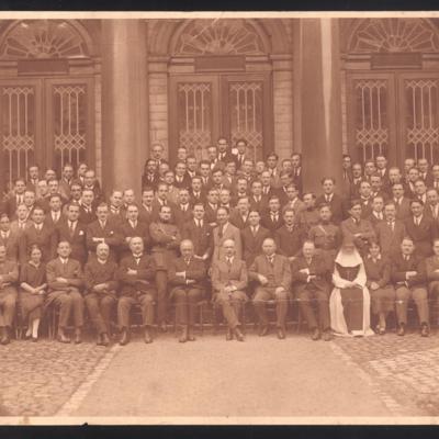 Promotion de Médecine en 1925-1926