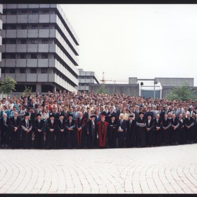 Promotion de Médecine en 1985-1986