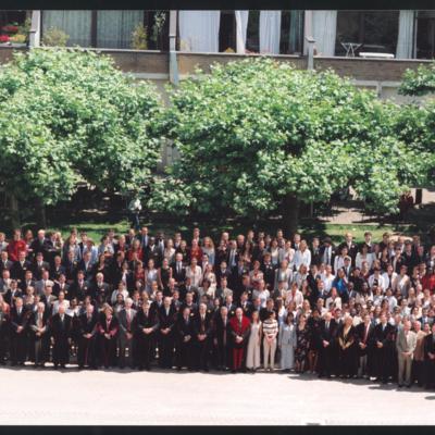 Promotion de Médecine en 2001-2002