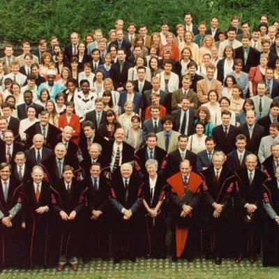 Promotion de Médecine en 1996-1997