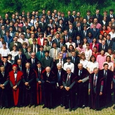 Promotion de Médecine en 1991-1992