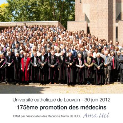 Promotion de Médecine en 2011-2012