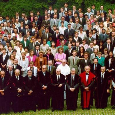 Promotion de Médecine en 1992-1993