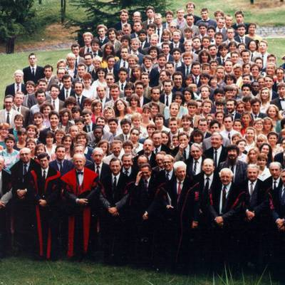 Promotion de Médecine en 1989-1990