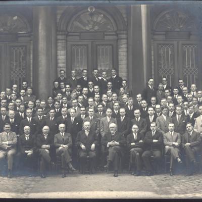 Promotion de Médecine en [c. 1930-1933]