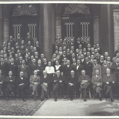 Promotion de Médecine en 1937-1938