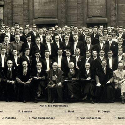 Promotion de Médecine en 1958-1959