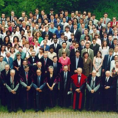 Promotion de Médecine en 1993-1994