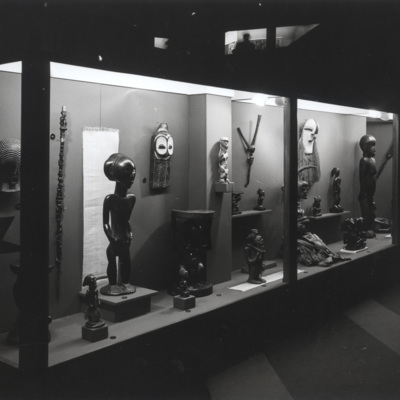 Salles des Arts du Pavillon du Congo belge et du Ruanda-Urundi