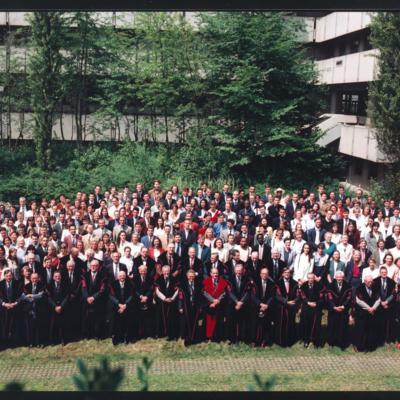 Promotion de Médecine en 1997-1998