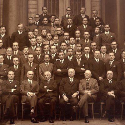 Promotion de Médecine en 1934-1935