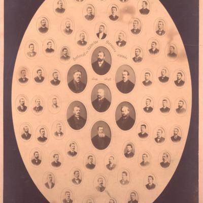Promotion de Médecine en 1891-1892
