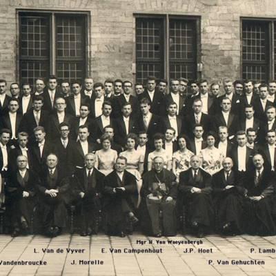 Promotion de Médecine en 1959-1960
