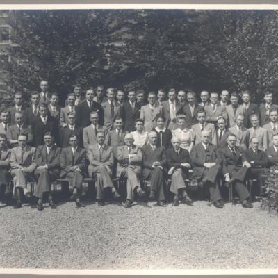 Promotion de Médecine en 1940-1941