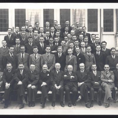 Promotion de Médecine en 1943-1944