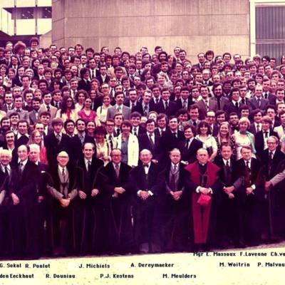 Promotion de Médecine en 1977-1978