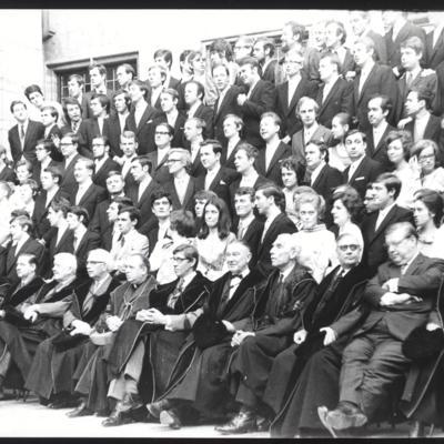 Promotion de Médecine en 1971-1972