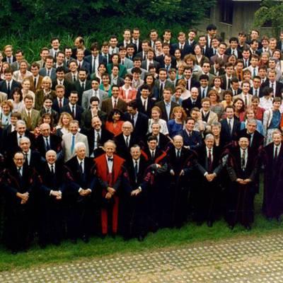 Promotion de Médecine en 1990-1991